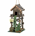 �Ranger Station Wooden Birdhouse