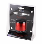 Red Bluetooth Speaker