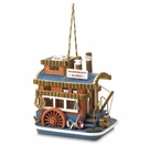 Riverboat Queen Bird House