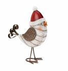 Santa Hat Bird Decor