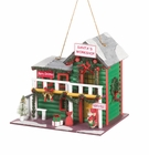 Santa�s Workshop Birdhouse
