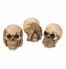 See Hear Speak Skulls Trio