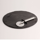 Slate Pizza Stone Set