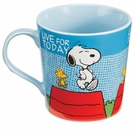 Snoopy Comics 12 Oz. Ceramic Mug