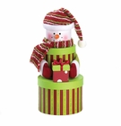 Snowman Tower Holiday Gift Boxes