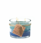 Soothing Leaf Jar Candle