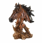 Spirit of the Stallion Bust Statue