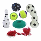 Sports Pet Dog Toys Gift Set