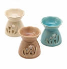 Spring Floral Oil Warmers Trio