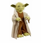 "Star Wars Yoda Talking 26"" Tall Plush"