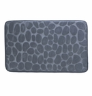 Stone Gray Floor Mat