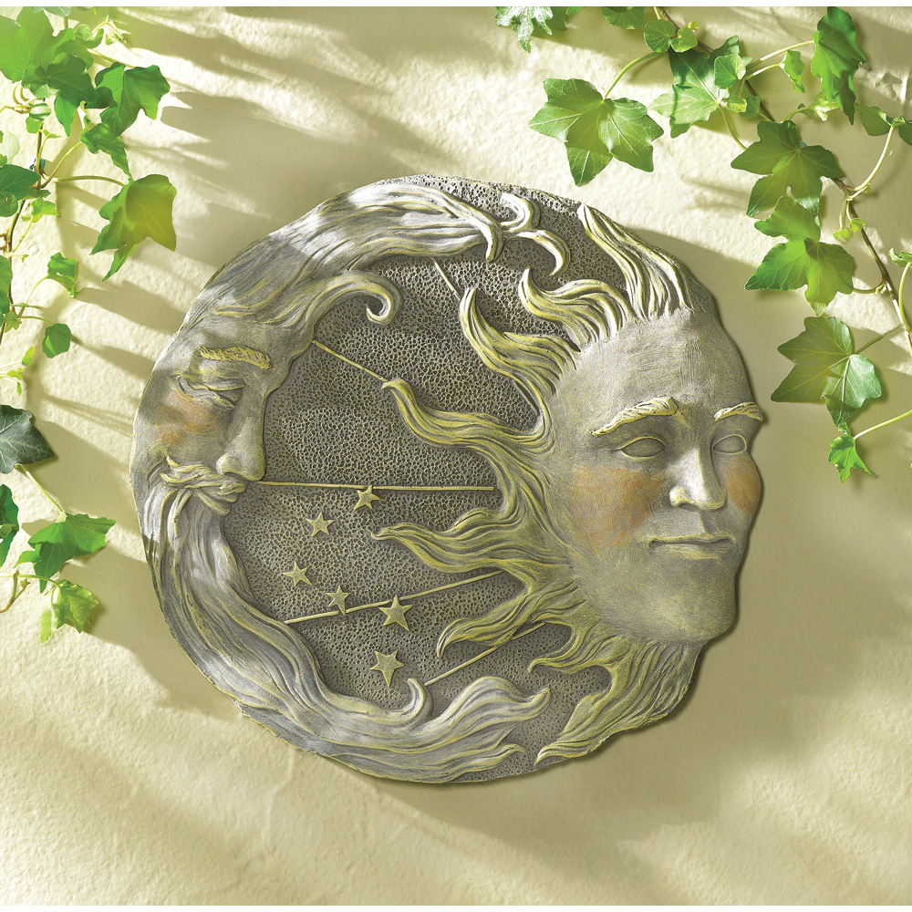 celestial wall plaque wholesale at koehler home decor
