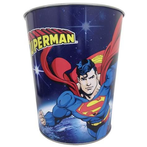 Superman Waste Basket