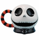 The Nightmare Before Christmas Jack Mouth Mug