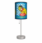 Topps Hockey Gum Wrapper 1974 Lamp