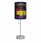 Topps Retro Basketball Gum Wrapper 1971 Lamp