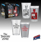 Twilight Zone Mystic Seer Color-Change 16 oz. Glass Set of 2