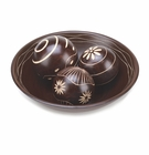 Umber Decorative Balls Set