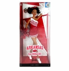 University of Arkansas African American Barbie