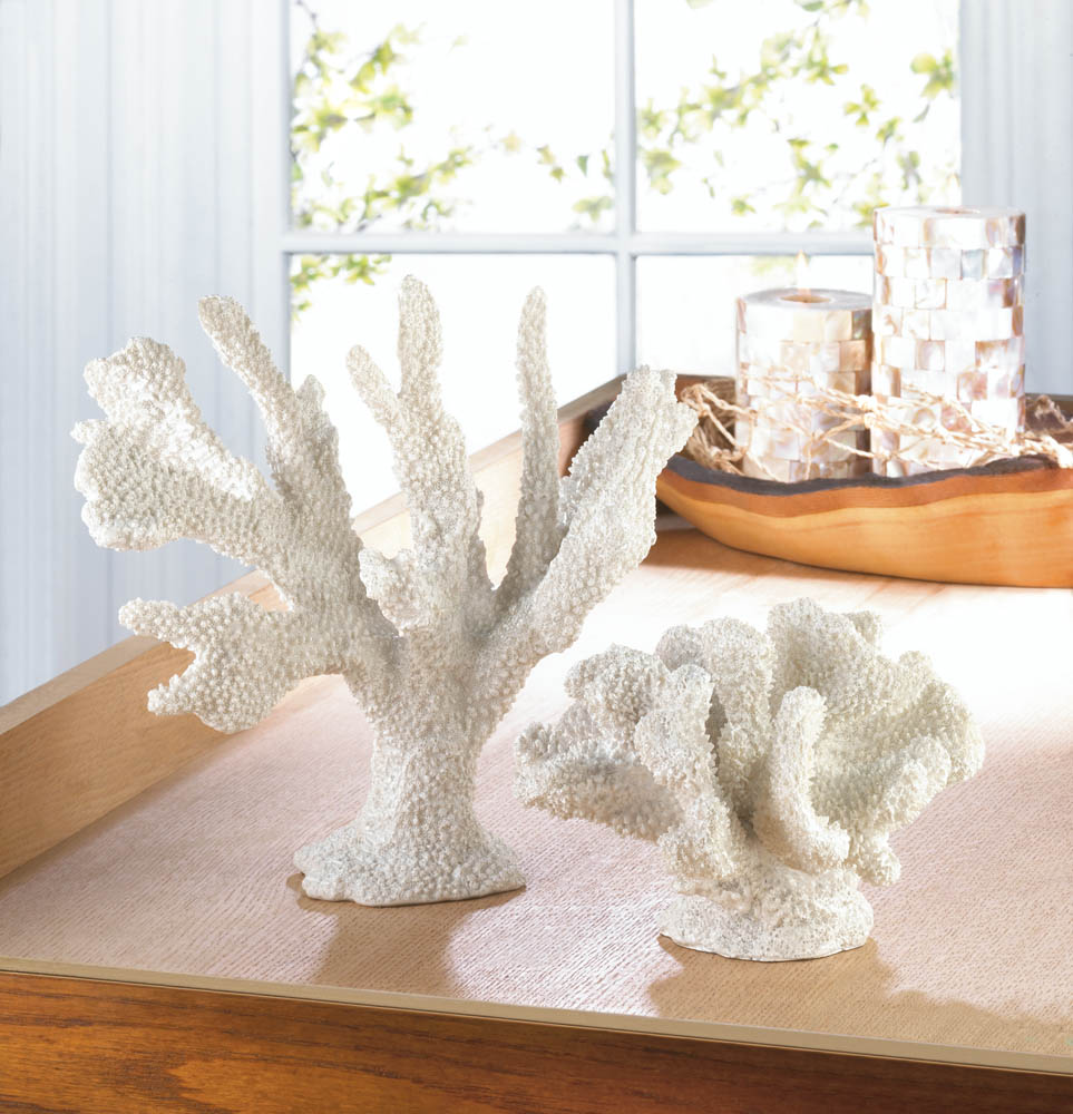 Whole Sale Home Decor: White Coral Decor Wholesale At Koehler Home Decor