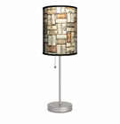 Wine Corks Lamp