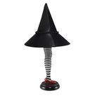 "Wizard of Oz Wicked Witch of the East 20"" Leg Lamp"