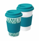 Zebra Grab-& -Go Travel Cups