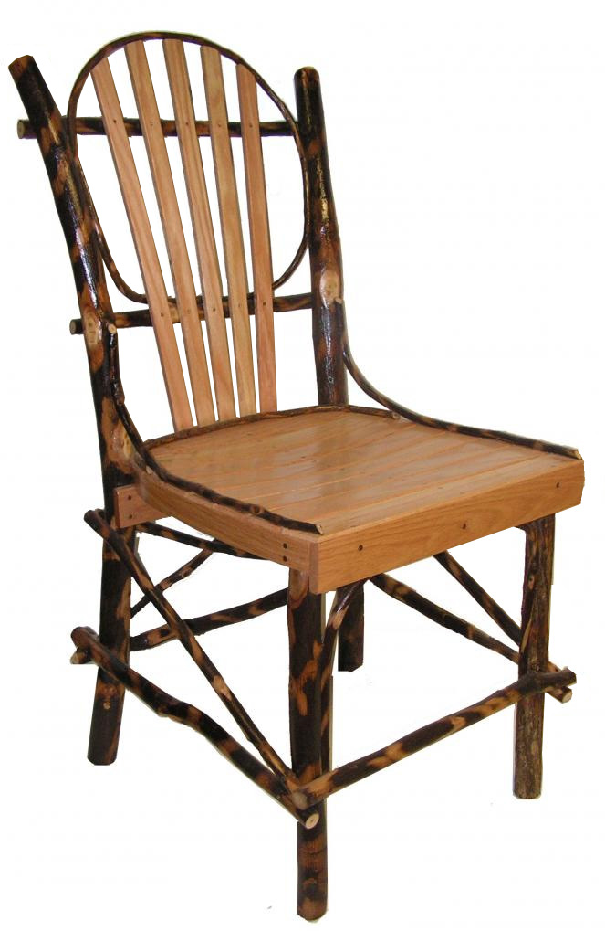 and oak kitchen chair item rustic hickory and oak kitchen chair