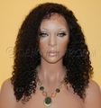 Eden: Soft Afro Curly Lace Wig