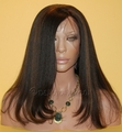 Lucille: Full Lace or Lace Front Wig