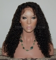 Melanie Curly Full Lace Wig