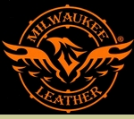 Men's Milwaukee leather motorcycle Boots