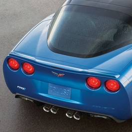 Genuine GM ZR1 Spoiler- Fits All 05-13 Corvettes
