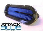 LS3, LS7 Attack Blue High Flow  O.E Replacement  Air Filter - FREE S&H