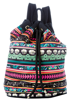 2015 Agua Bendita Swimwear<br/>National Park<br/>Bendito Trompeta Bag