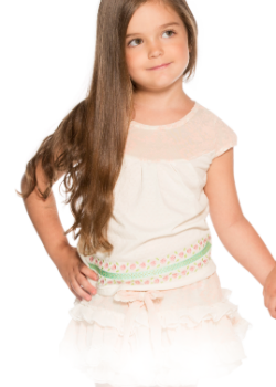 Agua Bendita Kids Swimwear<br>Bendito Azucar Shirt