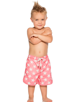 Agua Bendita Kids Swimwear<br>Bendito Boys Trunks