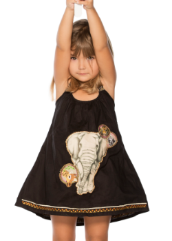 Agua Bendita Kids Swimwear<br>Bendito Llanura Dress