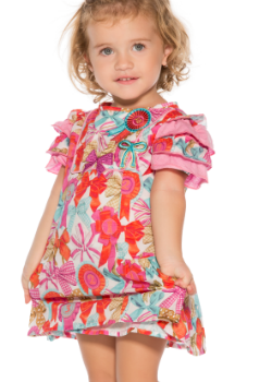 Agua Bendita Kids Swimwear<br>Bendito Medalla Dress