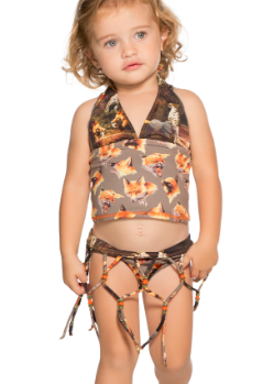 Agua Bendita Kids Swimwear<br>Bendito Salvaje Rash Guard