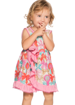 Agua Bendita Kids Swimwear<br>Bendito Triunfo Dress