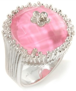Amanda Jaron<br>Stawberry Cupcake Ring