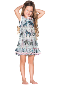 Bendito Chacal Girls Dress