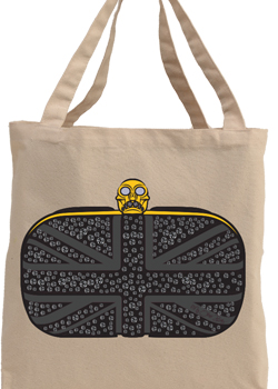 My Other Bag<br>Elizabeth - Black - Jeweled