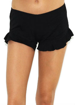 Indah Clothing<br>Bounce Shorts in Black