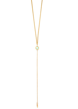 Ettika<br>Mint Jade Mystere Necklace