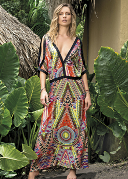 2015 Saha Swimwear<br>Otun Maxi Dress
