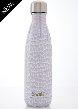 Swell Blanc Crocodile 17oz Bottle