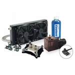 Larkooler SkyWater 330 PC Liquid Cooling System
