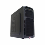 Logisys USB 3.0 Gaming Case w/480W Dual Fan Power Supply